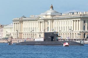 ПЛ Б- 586 КРОНШТАДТ
